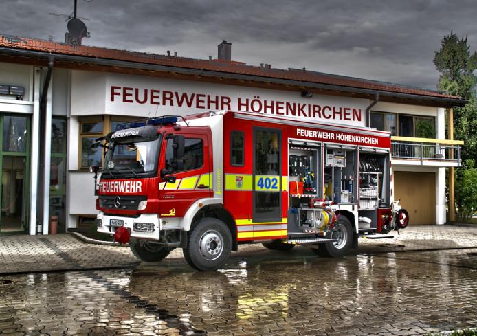 Hilfeleistungslöschgruppenfahrzeug (HLF 20/16)
