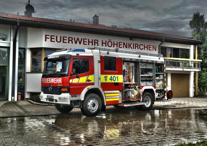 Löschgruppenfahrzeug (LF 16/12)